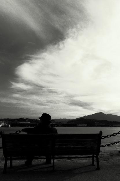 Photos: 老人と海と
