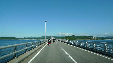 角島からの帰路(3)