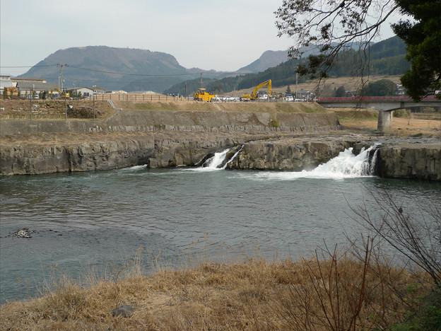 三日月の滝(4)