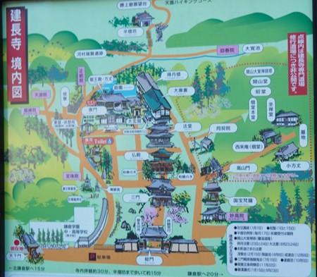 kenntyouji_kamakura_map