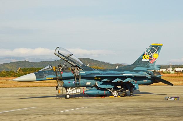 2014年築城基地航空祭 F-2記念塗装機