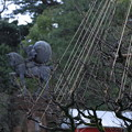 Photos: 前田利家の像  尾山神社