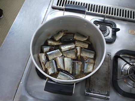 さっぱり煮
