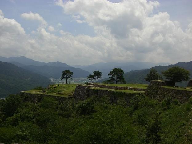 天空の城跡1