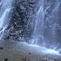 白猪の滝(2)