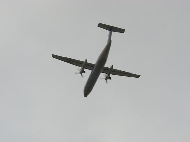Photos: 着陸態勢