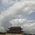 Photos: 太極殿から龍!?