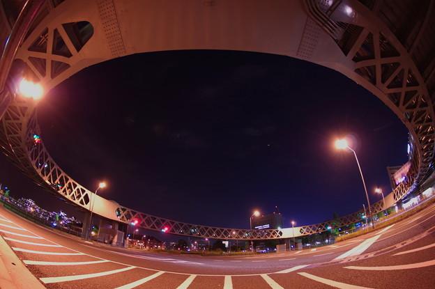 Photos: 20分の円環