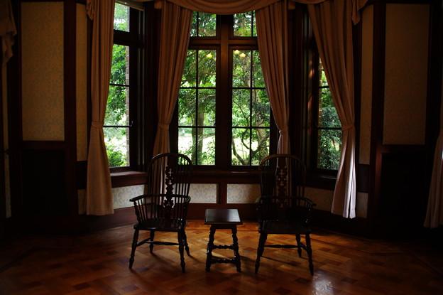 Photos: 洋室の椅子