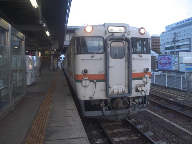 Photos: 高山本線にはやっぱこれでしょ