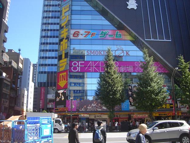AKB48劇場のビルだっちゃ☆