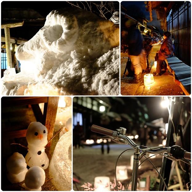 奈良井雪灯り'15-16