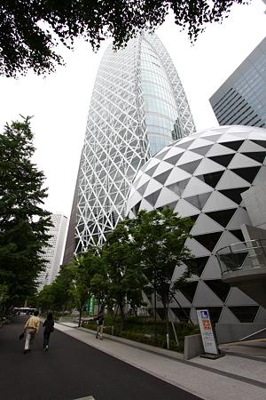 新宿西口高層ビル