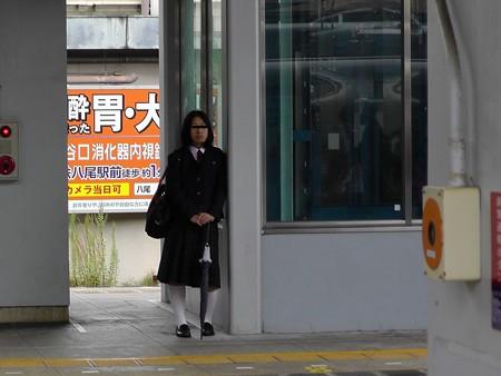 高安駅の写真0001