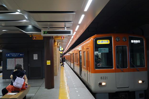 Photos: 阪神神戸三宮駅の写真0004