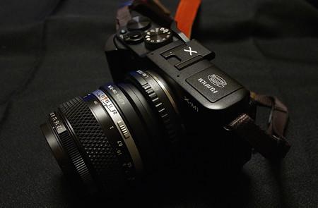 X-M1 50mmマクロ