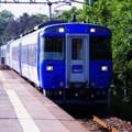 札幌から函館へ向かう特急北斗183系・・20140802