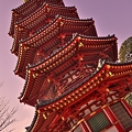 Photos: 大師の八角五重塔。。。