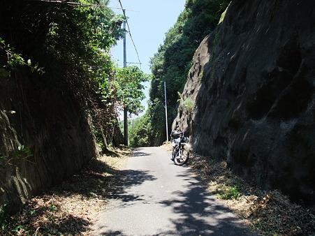 R42旧道(周参見のあたり?)