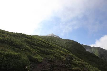 利尻岳-20100814-085221
