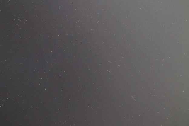 Photos: 12月14日 ふたご座流星群