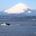 1月2日 江ノ島から