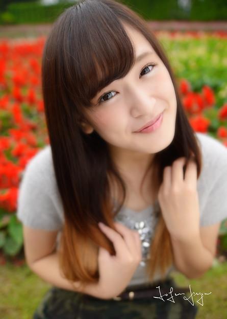SAKURA花壇笑顔アップ2L