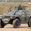 軽装甲機動車訓練展示2L
