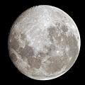 Photos: 新潟での月