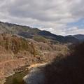 Photos: 山河の中