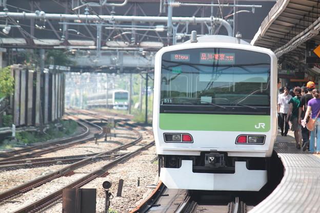 山手線 原宿駅