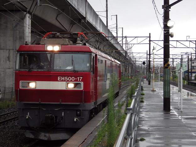 蔵出し~EH500‐17単機
