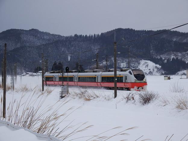E751系 特急つがる5号 (2)