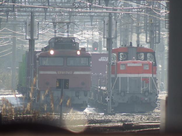EF81‐742 1657レ&DE10‐1719 951レ vol.2