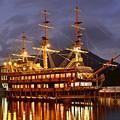 Ashinoko Ship of Light