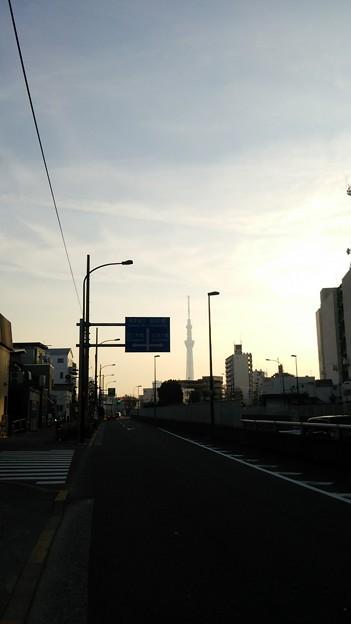 Photos: スカイツリーや江東区の夜景ほか12月28日に都心方面へ出かけた画像その11