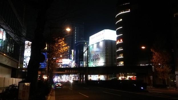 スカイツリーや江東区の夜景ほか12月28日に都心方面へ出かけた画像その23