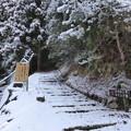 Photos: オウネン平キャンプ場への登山口
