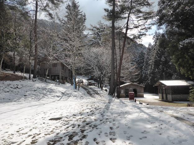Photos: 扁妙の滝登山口