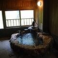 写真: 杖立て温泉