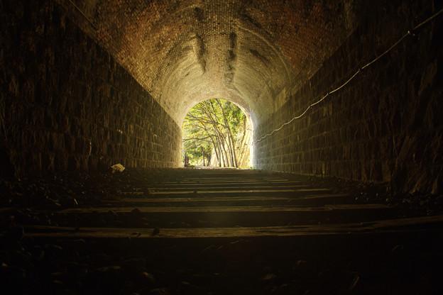 Photos: 最後のトンネル