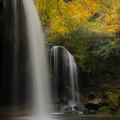 写真: 秋の鍋ヶ滝♪