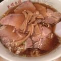写真: チャーシュー麺