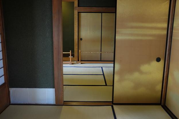 遠山記念館の和室