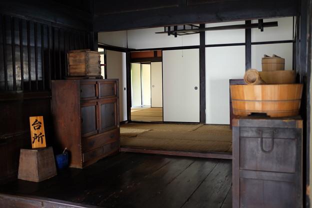 旧埴原家の台所