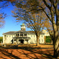 旧水海道小学校本館