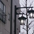 Photos: レトロな街灯?
