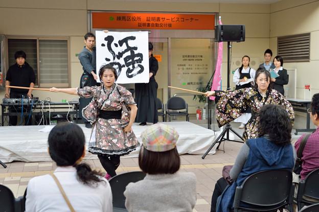 Photos: 014_1103江古田駅前をごった返そうプロジェクト