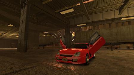 Honda Prelude  ガルウィング