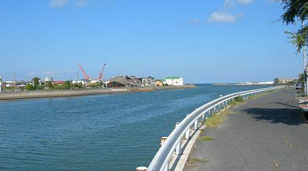 三原川河口1